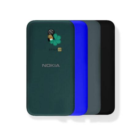 خرید قاب گوشی نوکیا Nokia 2.2 مدل ژله ای رنگی