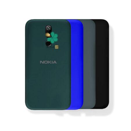 خرید قاب گوشی نوکیا Nokia 3.2 مدل ژله ای رنگی