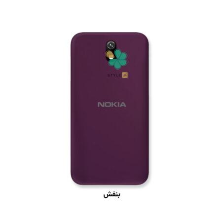 قیمت قاب گوشی نوکیا Nokia C1 مدل ژله ای رنگی