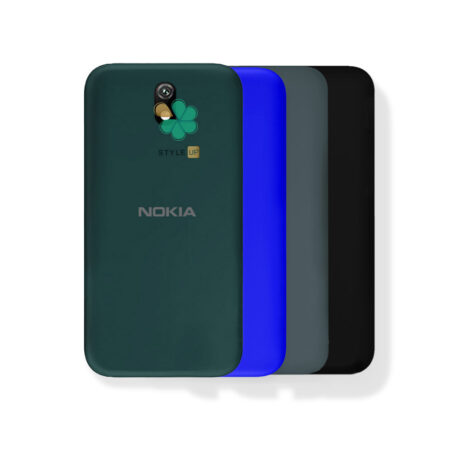 خرید قاب گوشی نوکیا Nokia C1 مدل ژله ای رنگی