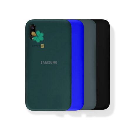خرید قاب گوشی سامسونگ Samsung Galaxy A02 مدل ژله ای رنگی