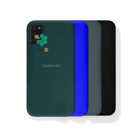 خرید قاب گوشی سامسونگ Samsung Galaxy A03s مدل ژله ای رنگی
