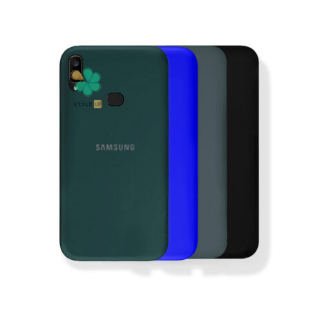 خرید قاب گوشی سامسونگ Samsung Galaxy A10s مدل ژله ای رنگی