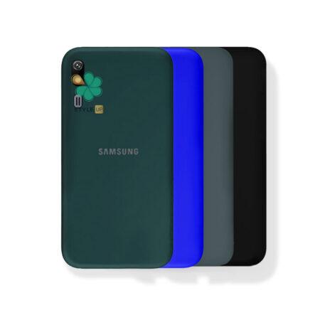 خرید قاب گوشی سامسونگ Samsung Galaxy A2 Core مدل ژله ای رنگی