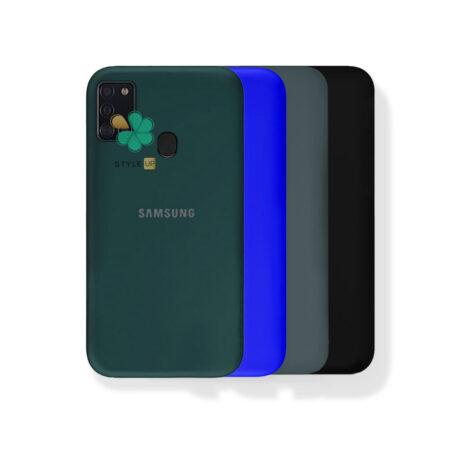 قیمت قاب گوشی سامسونگ Samsung A21s مدل ژله ای رنگی مدل ژله ای