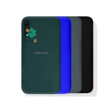 خرید قاب گوشی سامسونگ Samsung A30s / A50s مدل ژله ای رنگی