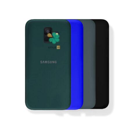 خرید قاب گوشی سامسونگ Samsung Galaxy A6 2018 مدل ژله ای رنگی