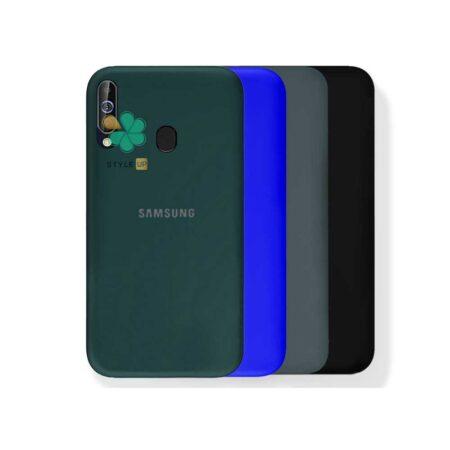 قیمت قاب گوشی سامسونگ Samsung A60 مدل ژله ای رنگی