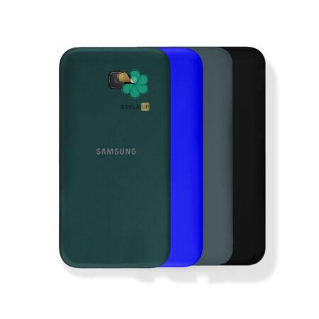 خرید قاب گوشی سامسونگ Samsung A7 2017 مدل ژله ای رنگی