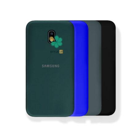 خرید قاب گوشی سامسونگ Samsung J7 2017 مدل ژله ای رنگی