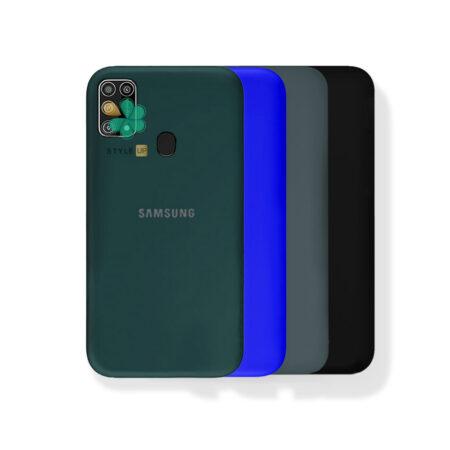 خرید قاب گوشی سامسونگ Samsung M31 مدل ژله ای رنگی