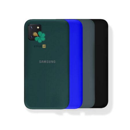 خرید قاب گوشی سامسونگ Samsung Note 10 Lite مدل ژله ای رنگی