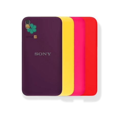 خرید قاب گوشی سونی Sony Xperia XA Ultra مدل ژله ای رنگی