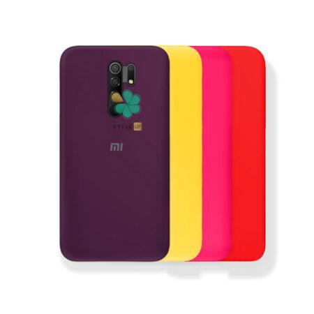 خرید قاب گوشی شیائومی Xiaomi Redmi 9 مدل ژله ای رنگی
