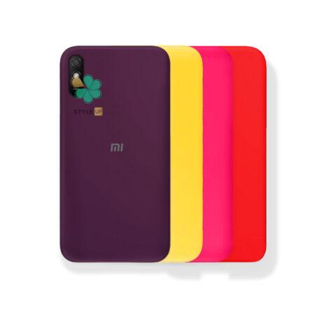خرید قاب گوشی شیائومی Xiaomi Redmi 9A مدل ژله ای رنگی