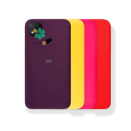 خرید قاب گوشی شیائومی Xiaomi Redmi 9C مدل ژله ای رنگی
