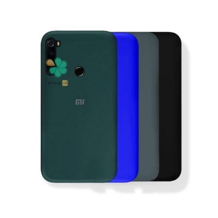 خرید قاب گوشی شیائومی Xiaomi Redmi Note 8 2021 مدل ژله ای رنگی