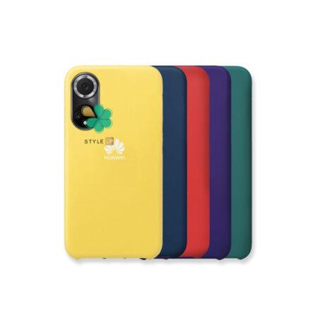 خرید قاب گوشی هواوی Huawei Nova 9 Pro مدل سیلیکونی