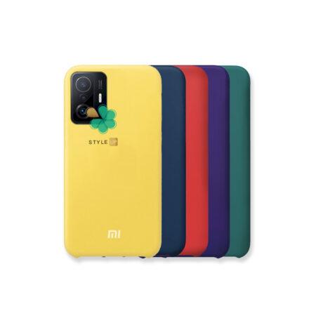 خرید قاب گوشی شیائومی Xiaomi 11T Pro مدل سیلیکونی