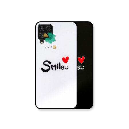 خرید کاور گوشی سامسونگ Samsung Galaxy A22 4G مدل Smile