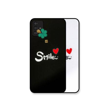 خرید کاور گوشی سامسونگ Samsung Galaxy A71 مدل Smile