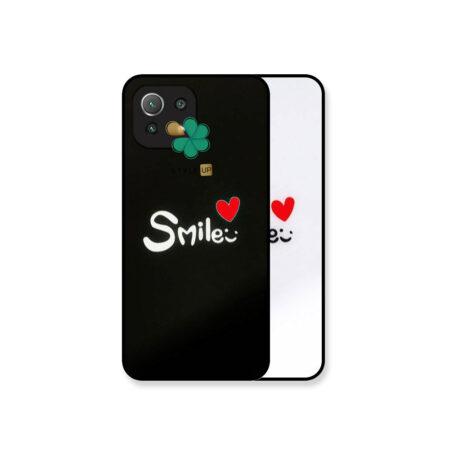 خرید کاور گوشی شیائومی Xiaomi Mi 11 Lite / 5G مدل Smile