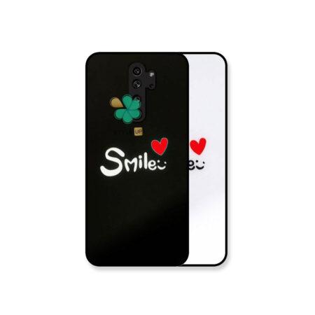 خرید کاور گوشی شیائومی Xiaomi Redmi Note 8 Pro مدل Smile