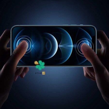 خرید گلس سرامیک گوشی اپل آیفون Apple iPhone 12 مدل دور تراش