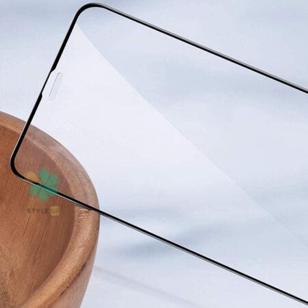 عکس گلس سرامیک گوشی اپل Apple iPhone 12 Pro مدل دور تراش