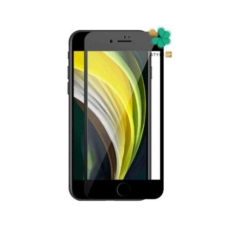 خرید گلس سرامیک گوشی اپل آیفون Apple iPhone SE 2020 مدل دور تراش
