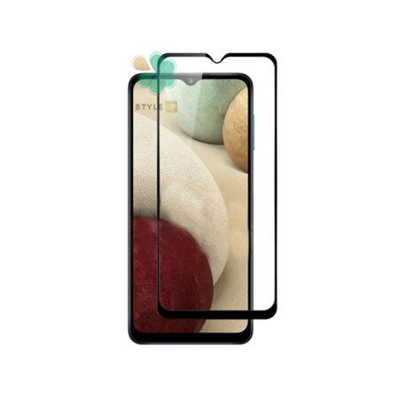 خرید گلس سرامیک گوشی سامسونگ Samsung Galaxy A12 مدل دور تراش