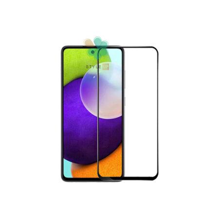 خرید گلس سرامیک گوشی سامسونگ Samsung Galaxy A52 مدل دور تراش