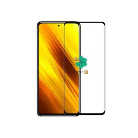 خرید گلس سرامیک گوشی شیائومی Xiaomi Poco X3 مدل دور تراش