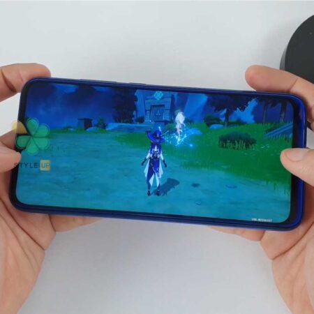عکس گلس سرامیک گوشی شیائومی Xiaomi Redmi Note 8 مدل دور تراش