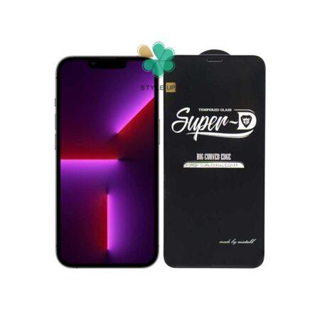 خرید گلس گوشی اپل آیفون iPhone 13 Pro تمام صفحه Super D