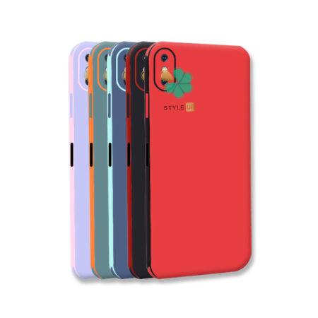 خرید قاب گوشی اپل آیفون Apple iPhone XS Max مدل Velvet