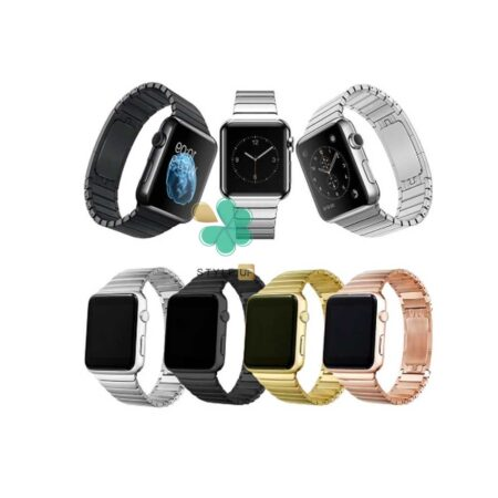 بند فلزی بریسلت ساعت هوشمند اپل واچ 7 - Apple Watch 7 41mm