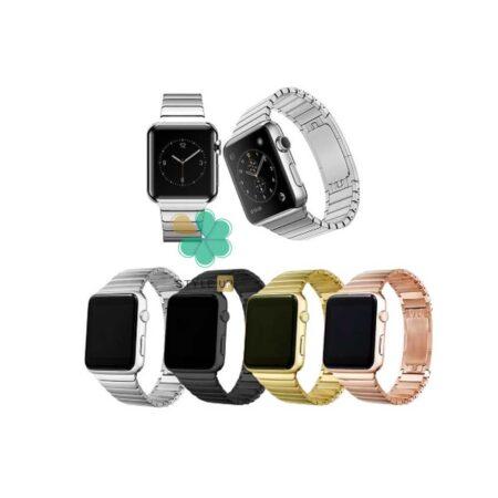 خرید بند فلزی بریسلت ساعت هوشمند اپل واچ 7 - Apple Watch 7 45mm