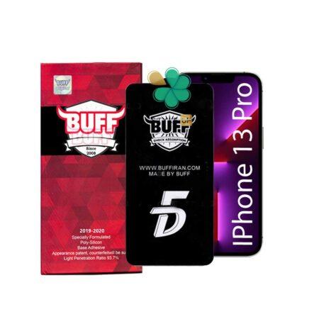 قیمت محافظ صفحه گلس گوشی اپل ایفون Apple iPhone 13 Pro مدل Buff 5D