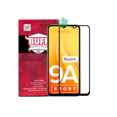 قیمت گلس محافظ صفحه گوشی شیائومی Redmi 9A Sport مدل Buff 5D