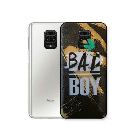خرید کاور محافظ گوشی شیائومی Redmi Note 10 Lite طرح Bad Boy