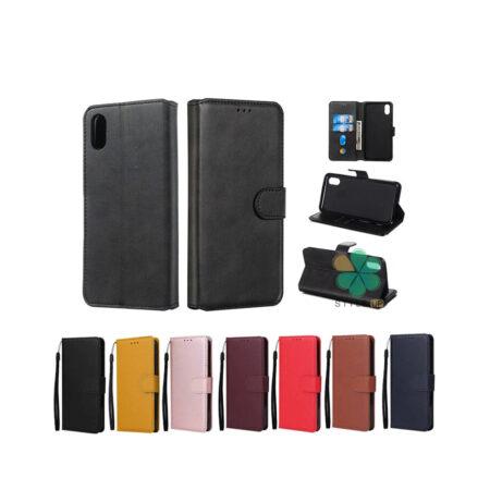 خرید کیف چرم گوشی شیائومی Redmi 9i Sport مدل ایمپریال قفل دار