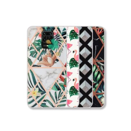 خرید قاب محافظ گوشی شیائومی Xiaomi Redmi Note 10 Lite طرح هاوایی