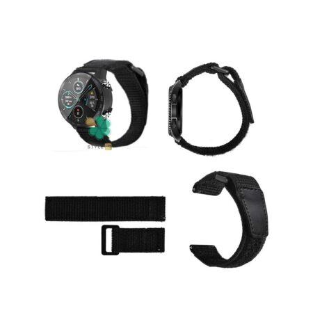 قیمت بند ساعت هواوی Huawei Honor MagicWatch 2 46mm مدل نایلون چسبی