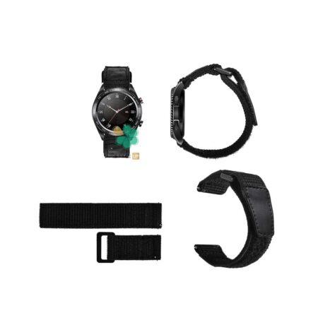 قیمت بند ساعت هواوی Huawei Honor Watch Dream مدل نایلون چسبی