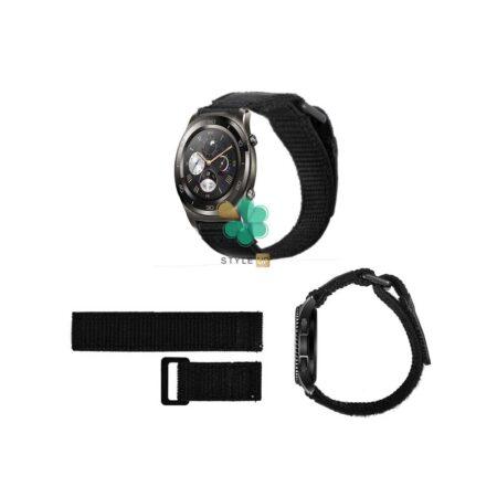 قیمت بند ساعت هواوی واچ Huawei Watch 2 Classic مدل نایلون چسبی