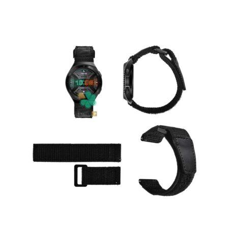 قیمت بند ساعت هواوی واچ Huawei Watch GT 2e مدل نایلون چسبی