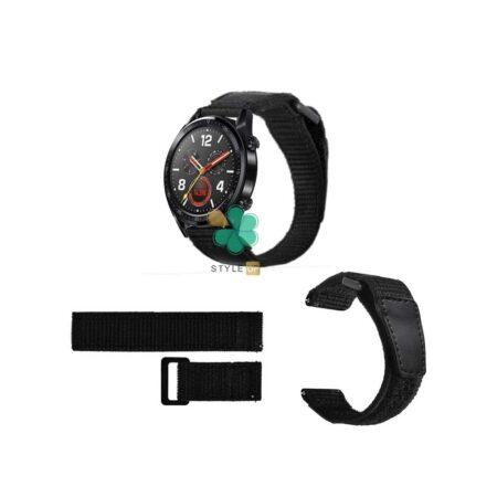 قیمت بند ساعت هواوی واچ Huawei Watch GT مدل نایلون چسبی