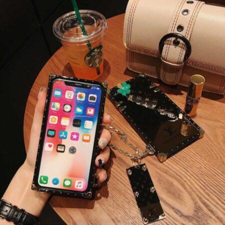 خرید قاب گوشی اپل آیفون Apple iPhone 13 مدل صندوقی لویی ویتون