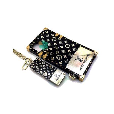 خرید قاب گوشی آیفون Apple iPhone 13 Mini مدل صندوقی لویی ویتون